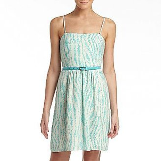 Mng By Mango® Dot Printed Dress