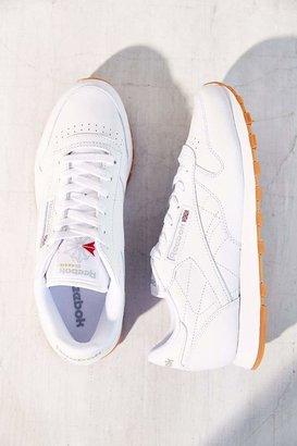 Reebok Classic Gum Sole Sneaker $65 thestylecure.com
