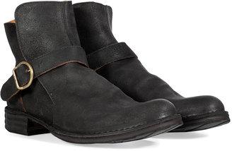 Fiorentini+Baker Fiorentini & Baker Black Brushed Leather Boots