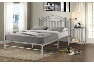 Hazelwood Home Kailyn Platform Bed Size: Queen