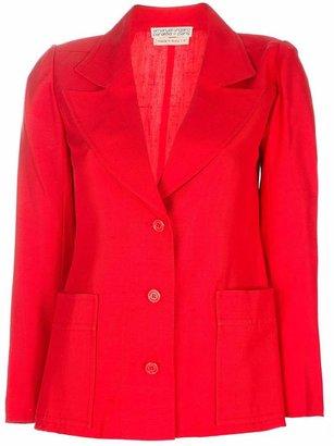 Ungaro Pre-Owned classic blazer
