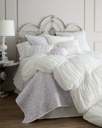 """Horchow """"Morning Dove"""" Bed Linens"""
