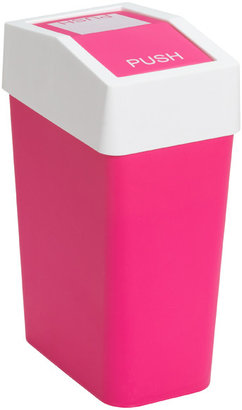 Container Store Brite Swing Lid Pink