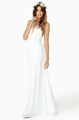 Nasty Gal Camilla Maxi Dress