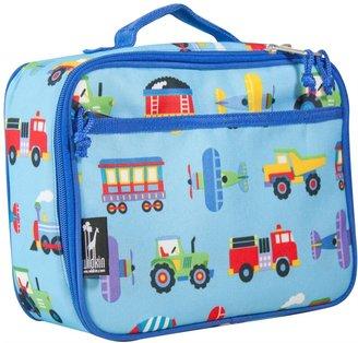 Olive Kids Wildkin Trains, Planes & Trucks Lunch Box
