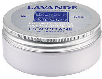 L'Occitane Lavender Massage Gel