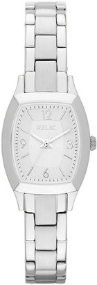 RELIC Relic Everly Womens Silver-Tone Watch ZR34270 $70 thestylecure.com