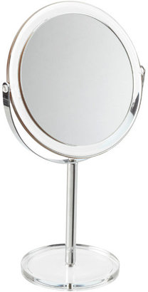 Container Store Countertop Pedestal Mirror