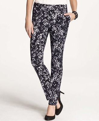Ann Taylor Tall Hazy Floral Pants