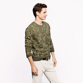 Camo Wallace & Barnes sweatshirt