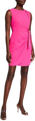 Milly Felicia Sleeveless Cady Dress