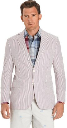 Brooks Brothers Fitzgerald Fit Two-Button Seersucker Sport Coat