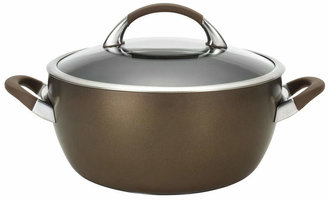 Circulon Symmetry Chocolate 5.5 Qt. Covered Casserole
