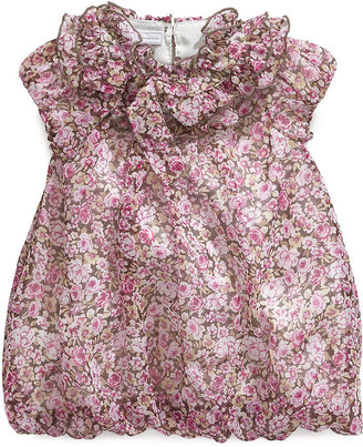First Impressions Baby Set, Baby Girls 2-Piece Ditsy Flower Dress and Panty