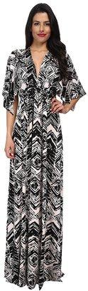 Rachel Pally Long Caftan Dress Print