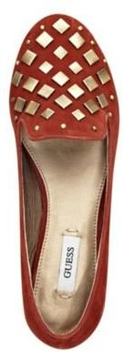 GUESS Sablette Studded Flats