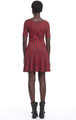 Tracy Reese Flirty Boatneck Dress