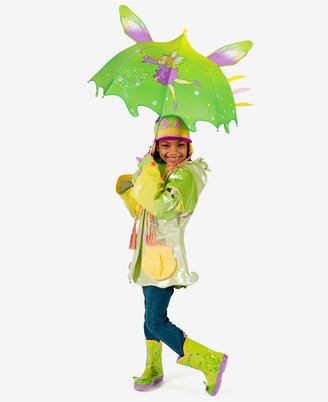 Kidorable Little Girls' Fairy Raincoat $54 thestylecure.com