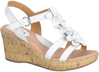 Bolo Sincere Wedge Sandals