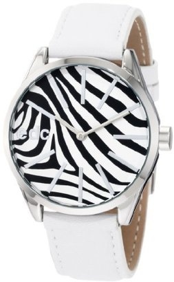 edc by esprit Women's EE100132020 Wild Life Disco White Watch $51.20 thestylecure.com