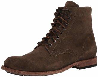 Frye Men's Tyler Lace-Up Boot Black7 M US