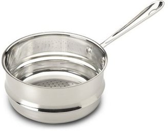 All-Clad 3-qt. Stainless Steel Stainless Steamer Insert