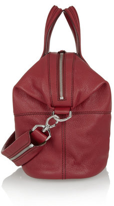 Givenchy Medium Nightingale bag in red leather