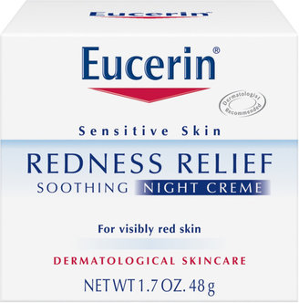 Eucerin Sensitive Skin Redness Relief Soothing Night Creme