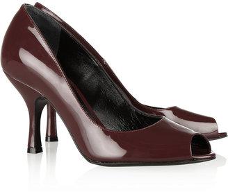 Jil Sander Patent-leather pumps