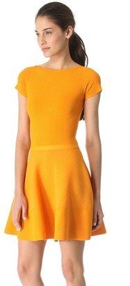 No.21 No. 21 Short Sleeve Knit Dress