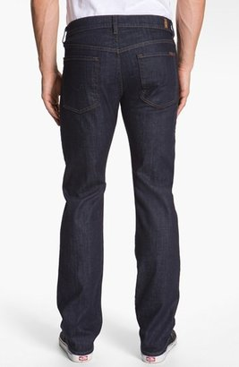 7 For All Mankind 'Standard' Straight Leg Jeans (Dark and Clean) (Tall)