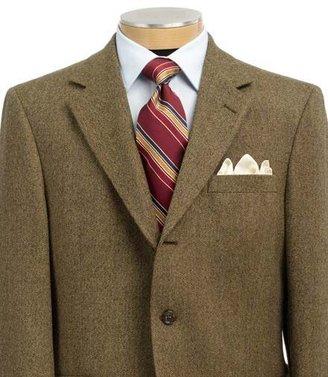 Jos. A. Bank Executive 2-Button Wool Herringbone Sportcoat