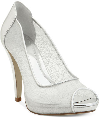 Style&Co. Shoes, Naveah Peep Toe Pumps