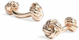 Brooks Brothers Gold Knot Cuff Links