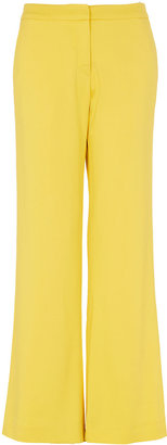 Topshop **Yellow Trousers by Unique