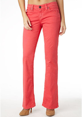Alloy Spoon Jeans Stretch Twill Basic Bootcut