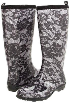 Kamik Gwyneth (Black) - Footwear