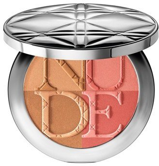 Christian Dior 'Nude Tan Paradise' Blush & Bronzer Duo
