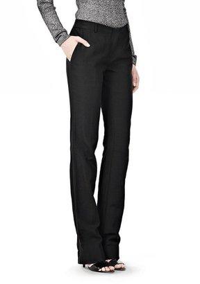 Alexander Wang Low Cut Straight Leg Trouser
