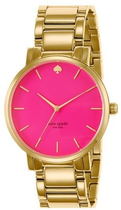 Kate Spade Women's 'Gramercy Grand' Bracelet Watch, 38Mm