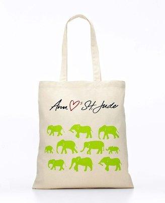 Ann Taylor Elephant Tote