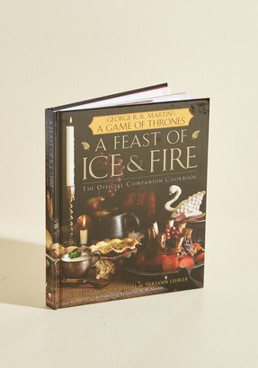 A Feast of Ice & Fire $34.99 thestylecure.com