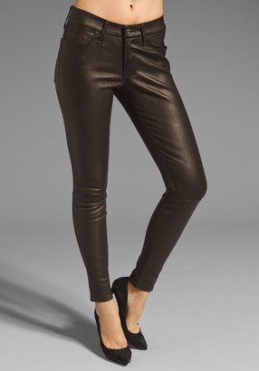 7 For All Mankind The Leather Skinny