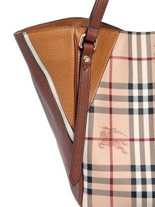 Burberry Small Canterbury Patchwork Leather Bag