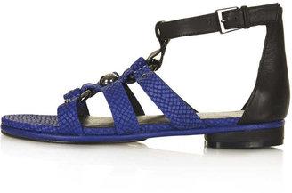 Topshop FEVOLA Embelished Sandals