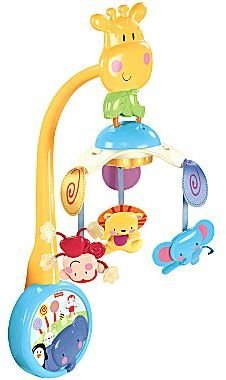 Fisher-Price Discover 'n GrowTM 2-in-1 Musical Mobile