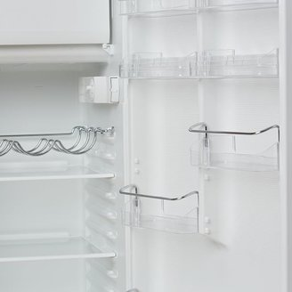 Smeg Refrigerator - Black