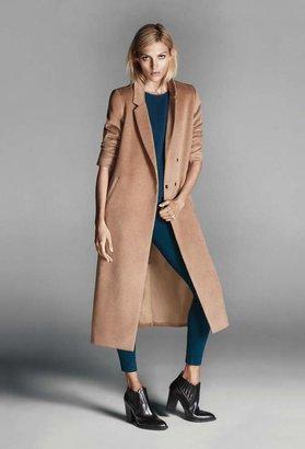Forever 21 Longline Duster Coat