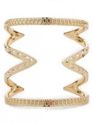 House Of Harlow Textured Cut Out Cuff