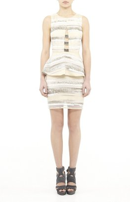 Nicole Miller Emma Organza Dress